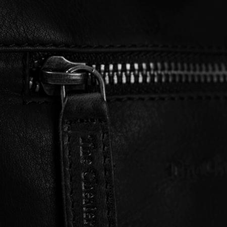 Geanta de barbati The Chesterfield Brand, din piele naturala, Loren, Negru [4]