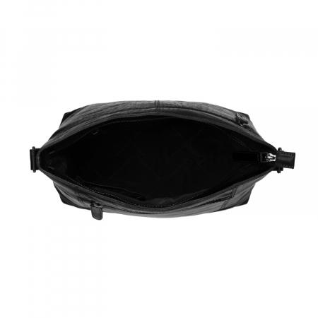 Geanta de dama din piele naturala, The Chesterfield Brand, Annic, de mana si umar, Negru [1]