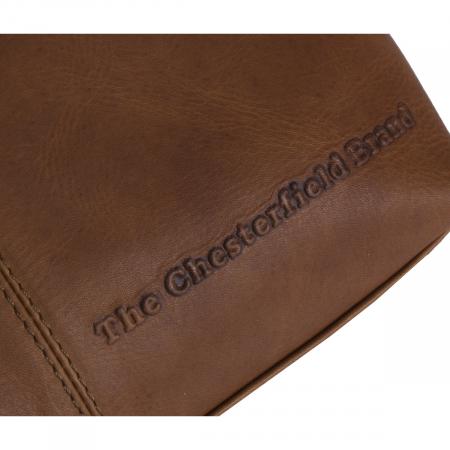 Geanta de dama din piele naturala, The Chesterfield Brand, Jen, Negru [11]