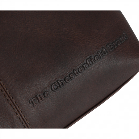 Geanta de dama din piele naturala, The Chesterfield Brand, Jen, Negru [7]
