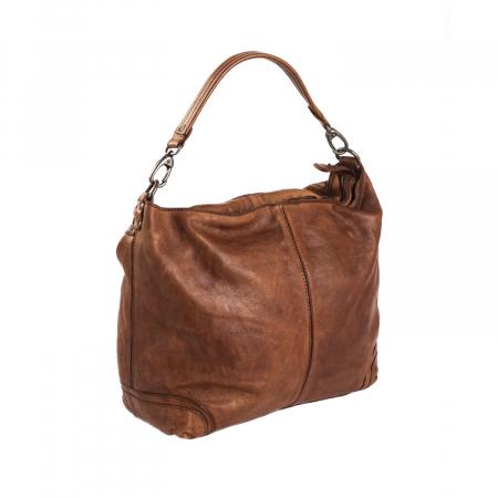 Geanta de dama piele naturala, The Chesterfield Brand, Abby, Maro coniac [3]