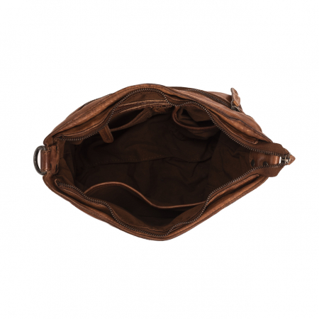 Geanta de dama piele naturala, The Chesterfield Brand, Lisa, Maro coniac [1]