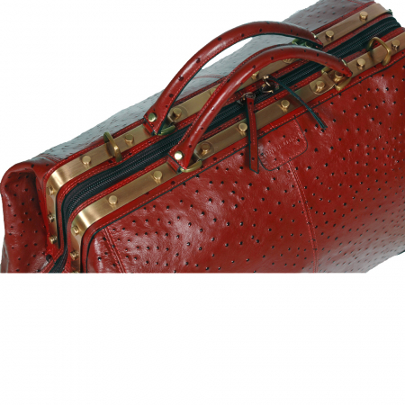 Geanta mare de calatorie din piele naturala bordo Tony Bellucci, T5012 model [4]