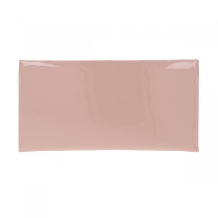 Plic de ocazie din piele lacuita nude [3]