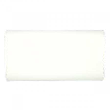 Plic elegant alb imaculat din piele lacuita, model 08 [2]