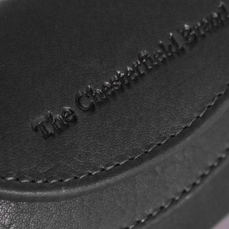 Portofel dama din piele naturala, The Chesterfield Brand, Alma, cu protectie anti scanare RFID, Negru [4]