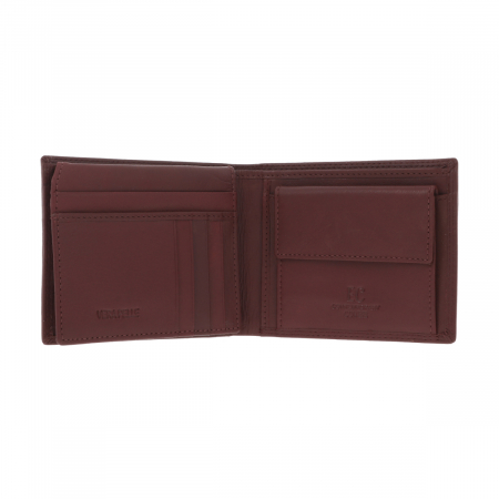 Portofel din piele maro Coveri pentru barbati, model 292 [2]