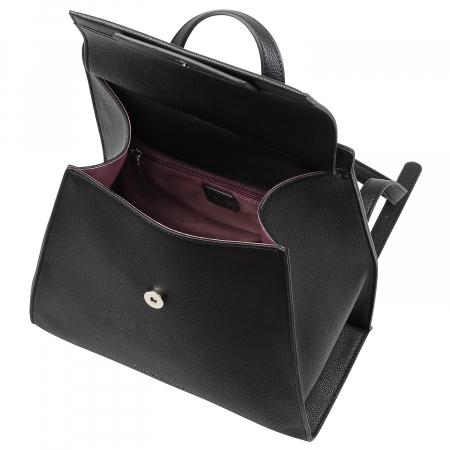 Rucsac de dama, Bugatti Chiara negru [6]