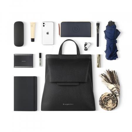Rucsac de dama, Bugatti Chiara negru [3]