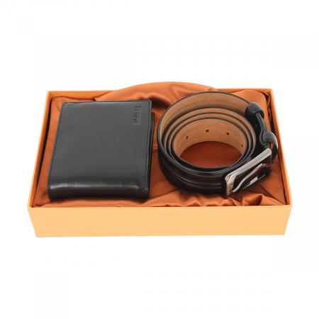 Set cadou pentru barbati negru, model 1069 [0]