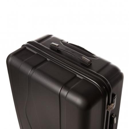 Troler mediu CIVIC negru 65 cm [3]