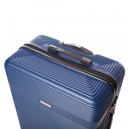 Troler mediu UPTOWN albastru 67 cm [3]