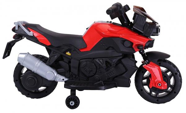 Motocicleta electrica copii Rider Red 2