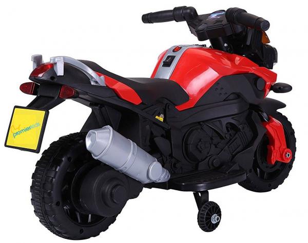 Motocicleta electrica copii Rider Red 4