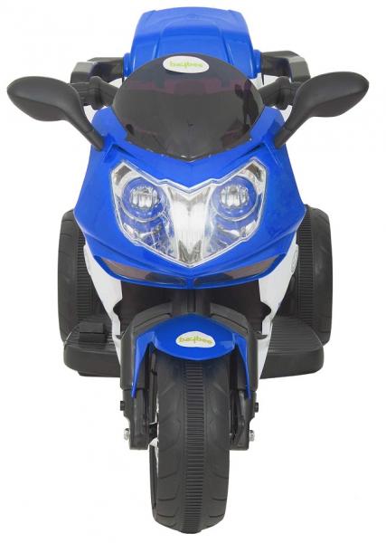 Motocicleta electrica cu 3 roti Premier HP2, 6V, 2 motoare, MP3, albastru 6