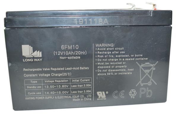 Acumulator 12V 10Ah 0