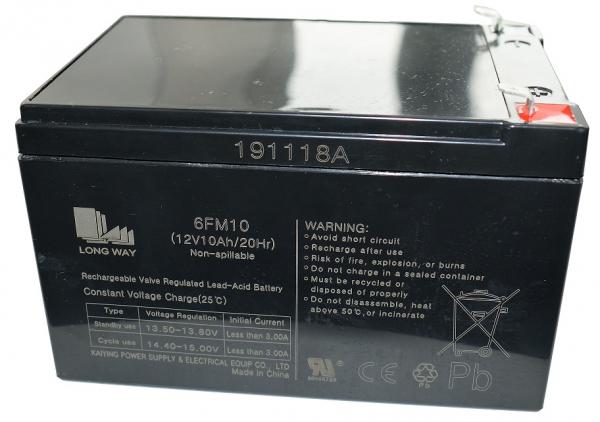 Acumulator 12V 10Ah 1