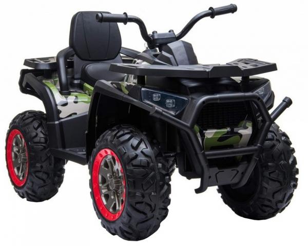 ATV electric 4x4 Premier Desert, 12V, roti cauciuc EVA, MP3 0