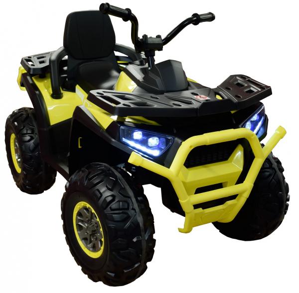 ATV electric 4x4 Premier Desert, 12V, roti cauciuc EVA, MP3 1