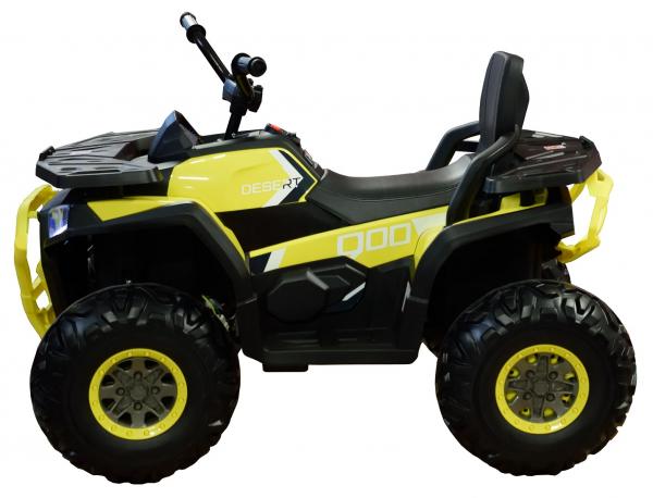 ATV electric 4x4 Premier Desert, 12V, roti cauciuc EVA, MP3 2