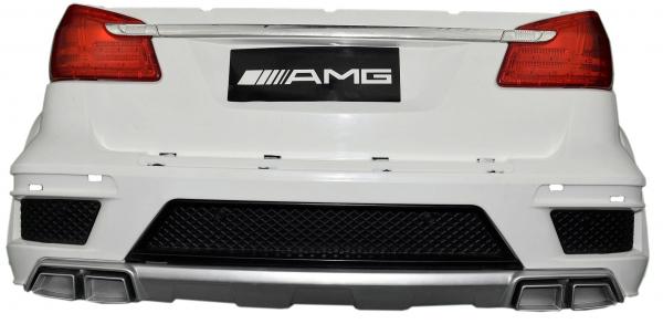 Bara spate cu lumini pentru Mercedes ML-350 0