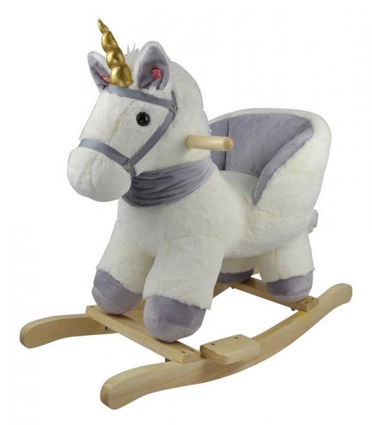 Calut balansoar de interior Unicorn Tale 0