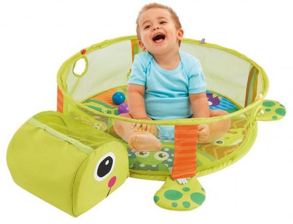Centru de activitati copii 3 in 1 Testoasa Fericita 3