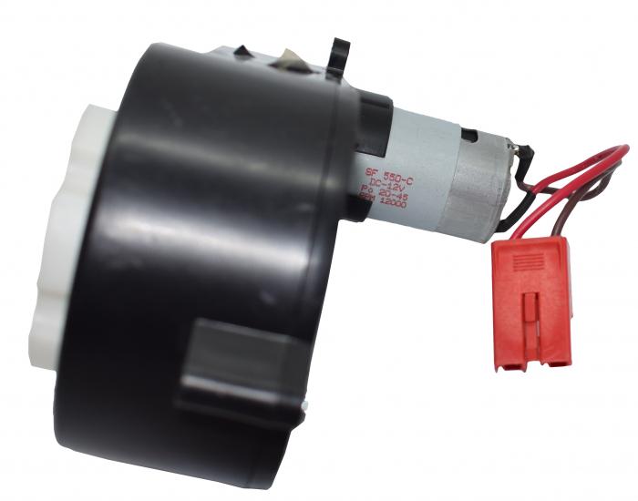 Motor roata cu angrenaj 12V, model TONGAN, dreapta, 12000rpm [3]
