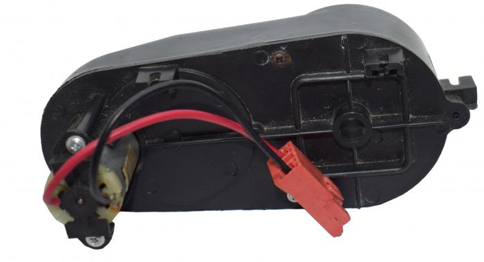Motor roata cu angrenaj 12V, model X, 3500rpm [2]