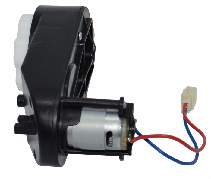Motor roata cu angrenaj 12V, model Z, 7000rpm [3]