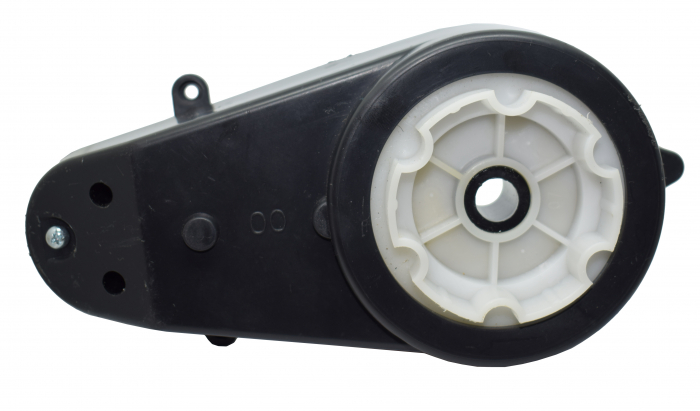 Motor roata cu angrenaj 12V, model OO, stanga,12000rpm [0]