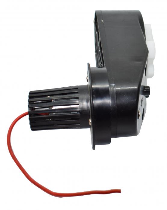 Motor roata cu angrenaj 12V, model G99-11, 10000rpm 1