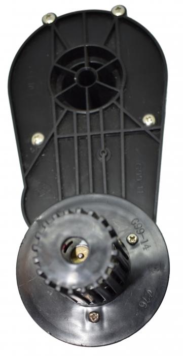 Motor roata cu angrenaj 12V, model G99-11, 10000rpm 3