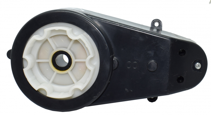 Motor roata cu angrenaj 12V, model OO, dreapta,12000rpm 0