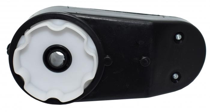 Motor roata cu angrenaj 12V pentru D-Max, model RS390-12V, 15000rpm 0