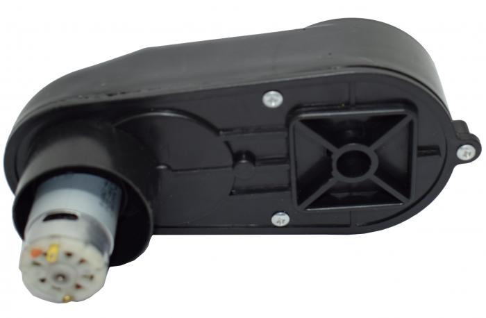 Motor roata cu angrenaj 12V pentru D-Max, model RS390-12V, 15000rpm 2