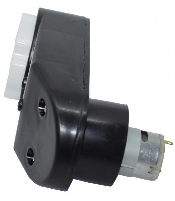 Motor roata cu angrenaj 12V pentru D-Max, model RS390-12V, 15000rpm 3