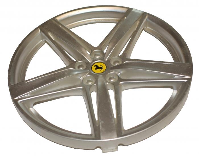 Capac roata pentru Ferrari [1]