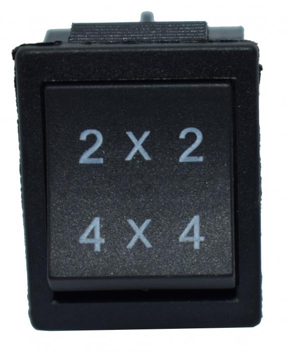 Comutator 2x2, 4x4 [0]
