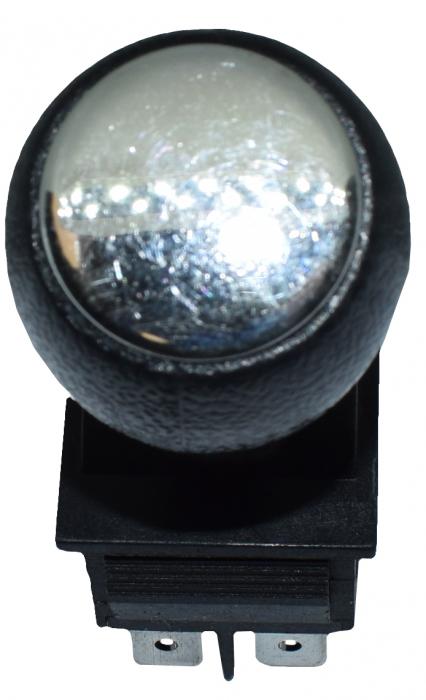 Maneta mica 3 poztii neagra universala KCD2-0003 [0]