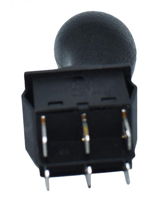 Maneta mica 3 poztii neagra universala KCD2-0003 [3]