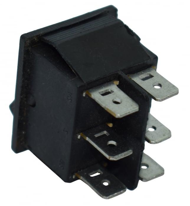 Comutator 2 pozitii manual-telecomanda 1