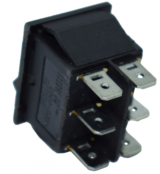 Comutator 2 pozitii manual-telecomanda 8