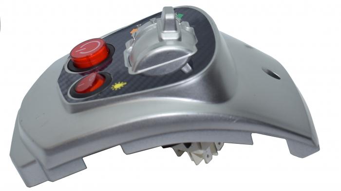Panou control motocicleta Flash cu comutatoare [2]