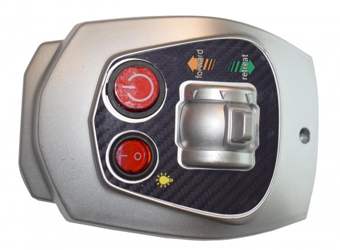 Panou control motocicleta Flash cu comutatoare [0]