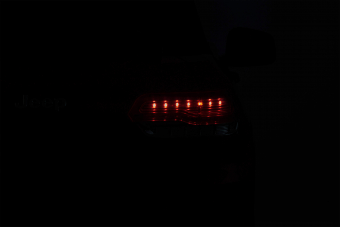 Masinuta electrica Premier Jeep Grand Cherokee, 12V, roti cauciuc EVA, scaun piele ecologica, rosu [37]