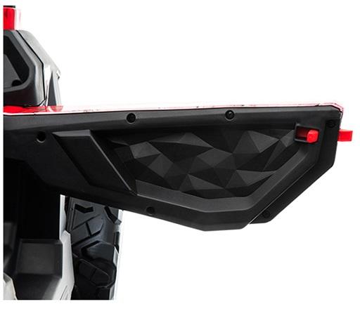 Buggy electric pentru 2 copii Premier 4x4 Superstar, MP4, cu 2 baterii, roti cauciuc EVA, scaun piele ecologica 4
