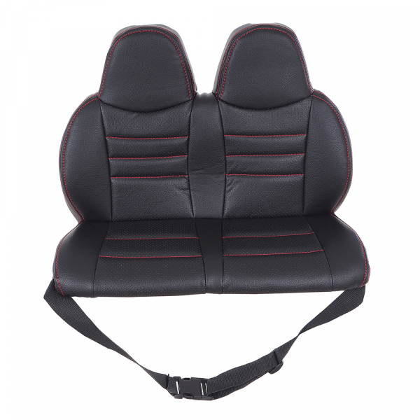 Buggy electric pentru 2 copii Premier 4x4 Superstar, MP4, cu 2 baterii, roti cauciuc EVA, scaun piele ecologica 6