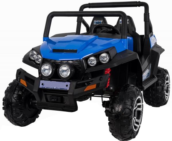 Masinuta electrica 4x4 Premier V-Twin, 12V, 2 locuri, roti cauciuc EVA, scaun piele ecologica 0
