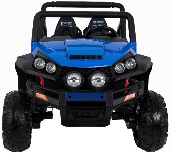 Masinuta electrica 4x4 Premier V-Twin, 12V, 2 locuri, roti cauciuc EVA, scaun piele ecologica 1